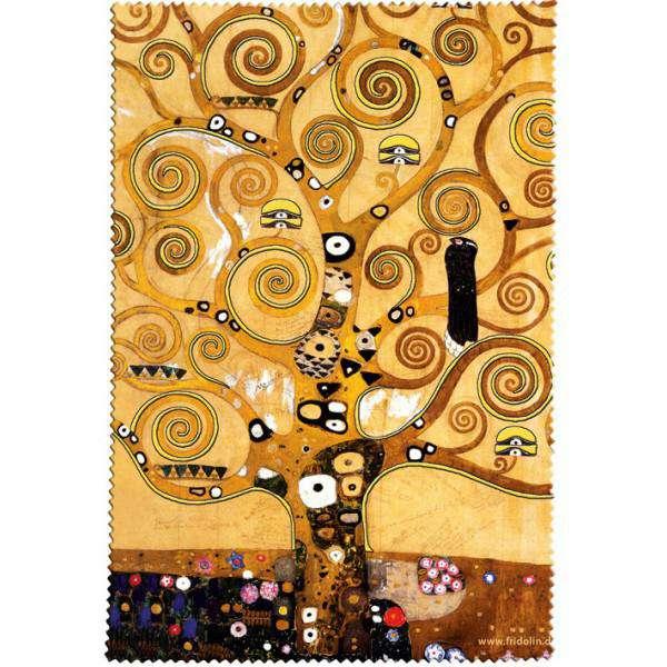 Fridolin Klimt Strom života utěrka na brýle
