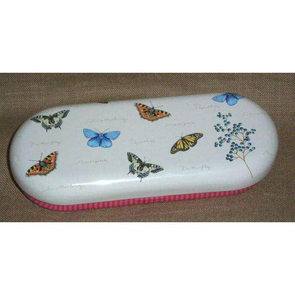 Fridolin Motýlci pouzdro na brýle