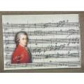 Mozart utěrka na brýle
