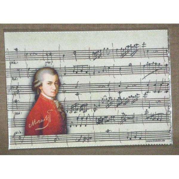 Fridolin Mozart utěrka na brýle