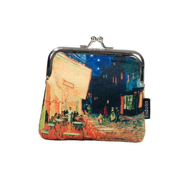Fridolin Van Gogh peněženka s rámem