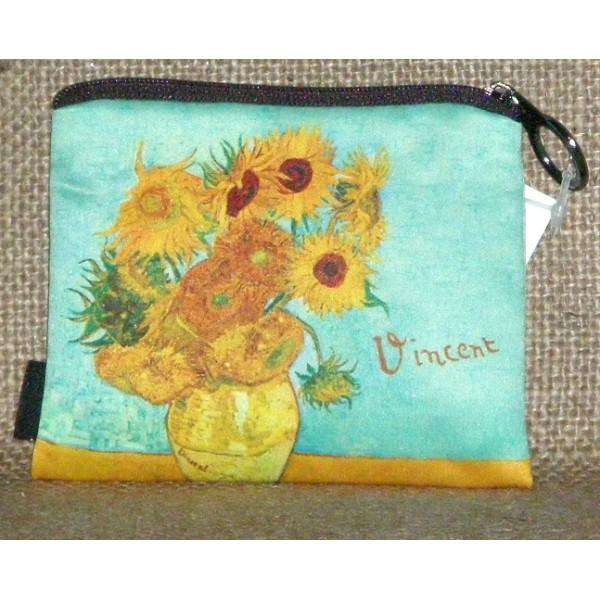 Fridolin Van Gogh Slunečnice peněženka malá