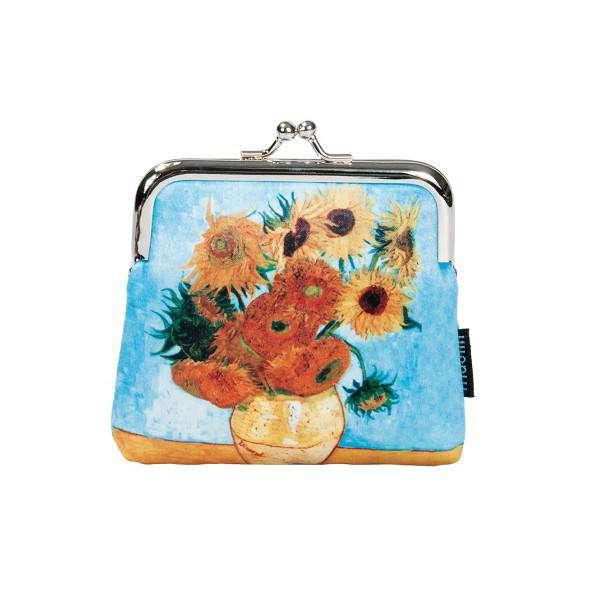 Fridolin Van Gogh Slunečnice peněženka s rámem