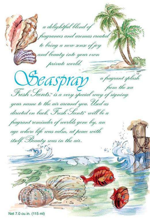 Greenleaf Willowbrook Vonný sáček Seaspray