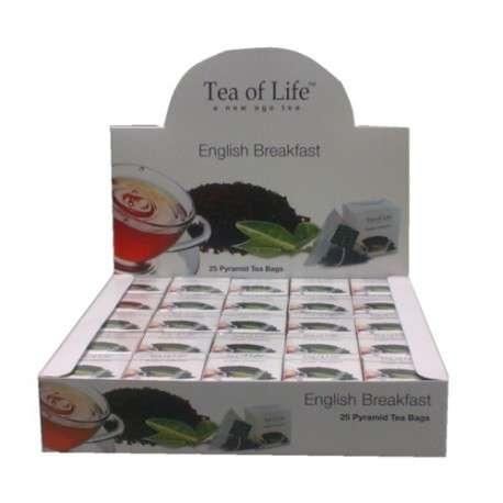 Tea of Life Čaj Horeca English Breakfast 25x2g