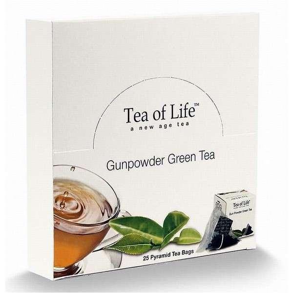 Tea of Life Čaj Horeca zelený čaj Gunpowder 25x2g