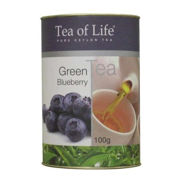 Tea of Life Green Tea Blueberry