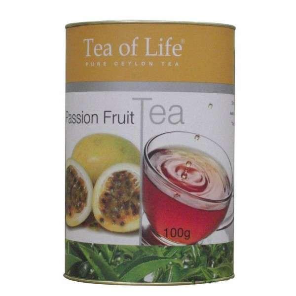 Tea of Life Green Tea Passion Fruit