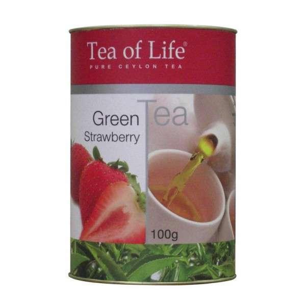 Tea of Life Green Tea Strawberry