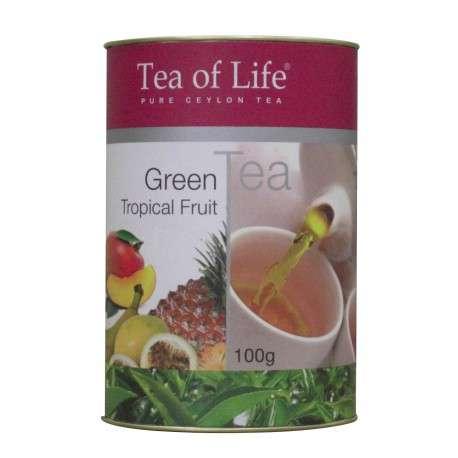 Tea of Life Green Tea Tropical Fruit