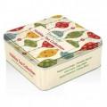 Vánoční čaj Holiday Tea Collection Cream 120 ks