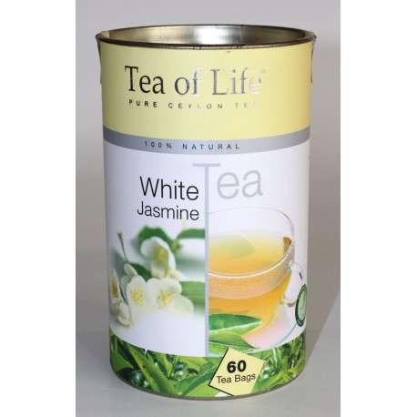 Tea of Life Čaj White Tea Jasmine