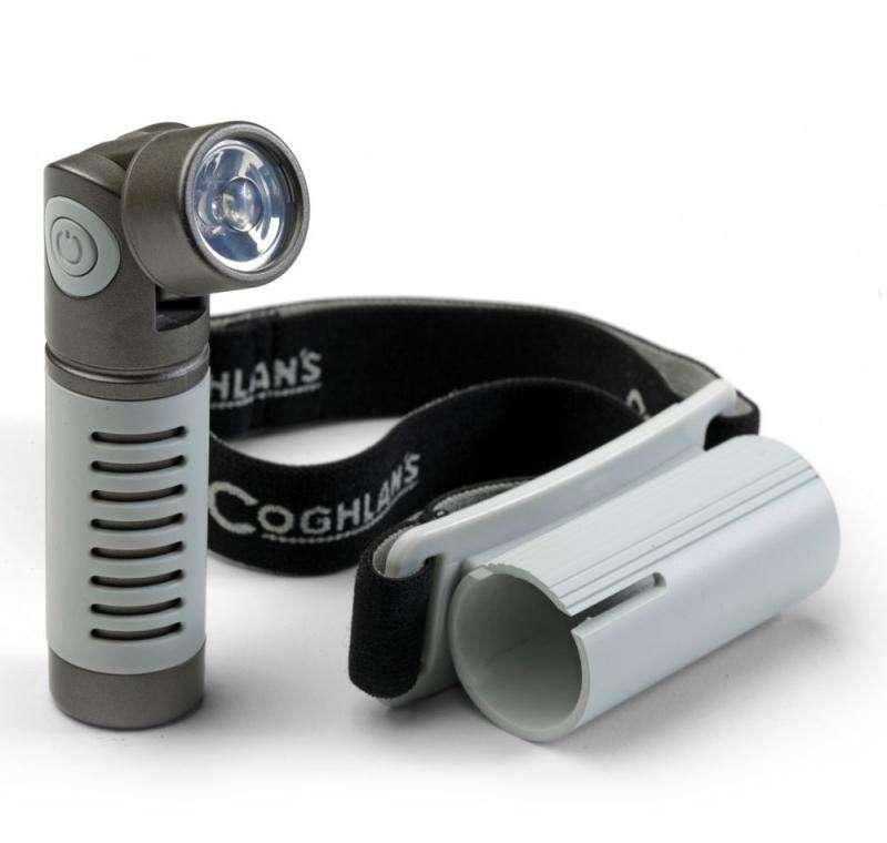 Coghlan´s čelová svítilna Trailfinder LED Multilight