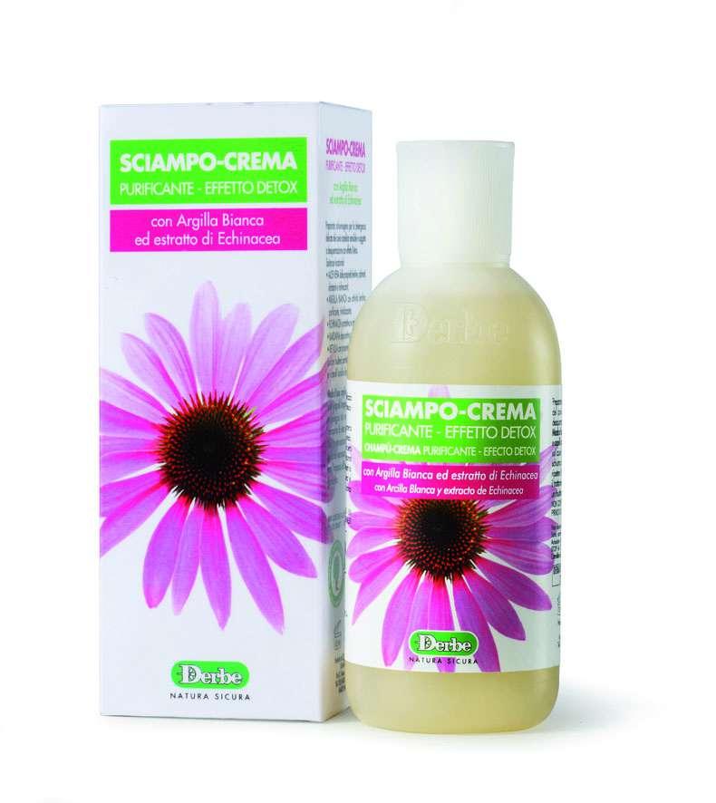 Derbe Šampon na vlasy Detox , Sciampo-crema purificante-effetto 200 ml