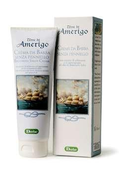 Derbe Terre di Amerigo - Krém na holení a depilaci s mořskou vůní 125 ml