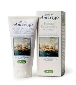 Derbe Terre di Amerigo - Protivráskový balzám po holení a depilaci s mořskou vůní 75 ml