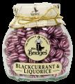 Cucavé bonbony Černý rybíz s lékořicí