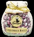 Cucavé bonbony Lékořicové kuličky