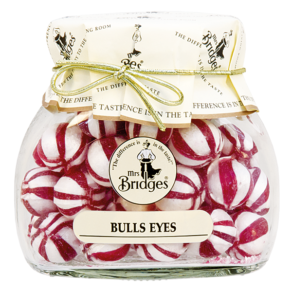Mrs. Bridges Cucavé bonbony Ovocné, 155g