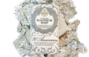 Nesti Dante Luxusní mýdlo Platinum 250g