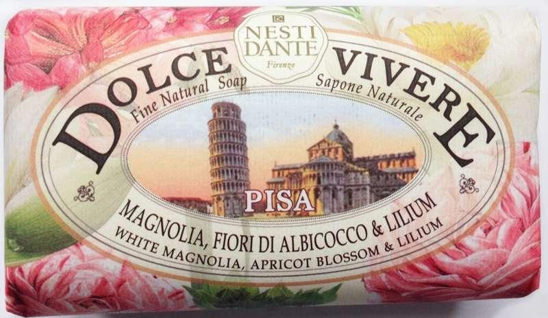 Nesti Dante Mýdlo Dolce Vivere - Pisa 250g Nesti Dante