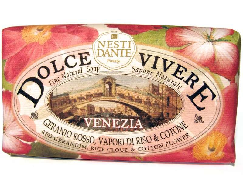 Nesti Dante Mýdlo Dolce Vivere - Venezia 250g Nesti Dante
