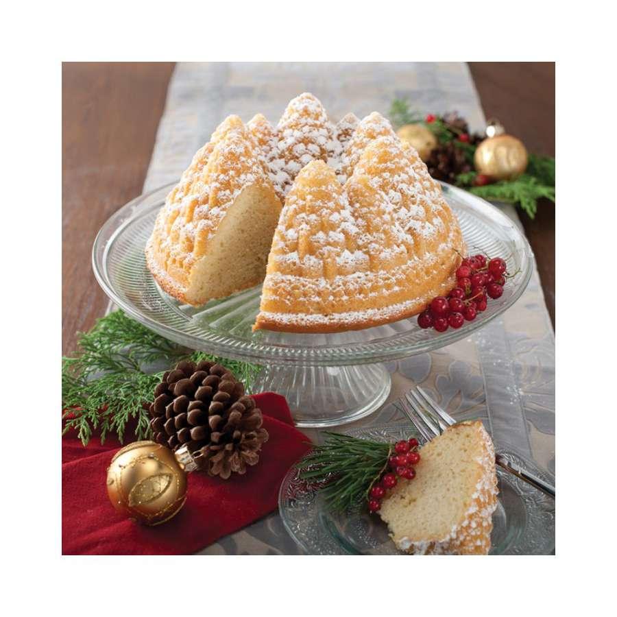 Nordic Ware - Pečící forma s motivem vánočních stromečků