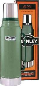 Termoska Stanley Legendary Classic, 1l zelená