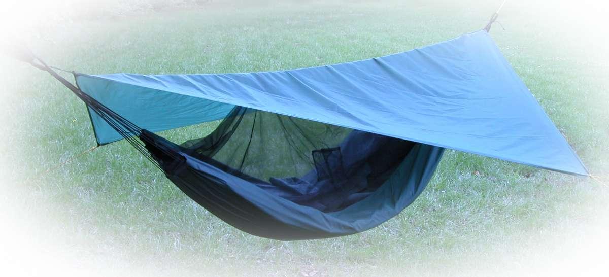 TravelSafe Houpací síť travel hammock