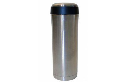 BCB Adventure termoska Thermal Flask 400 ml stříbrná