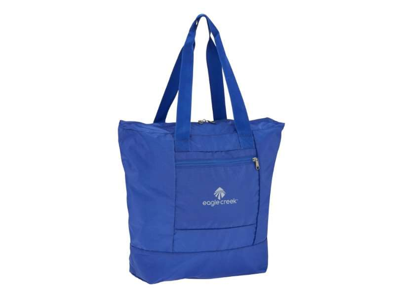 Eagle Creek skládací taška Packable Tote blue sea, 29 l