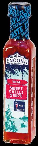 Encona Thai Sweet Chilli Sauce Sladká Chilli omáčka 142ml