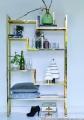 Green Gate Papírový stromek Nova white/gold