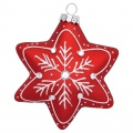 Vánoční hvězda December red Green Gate