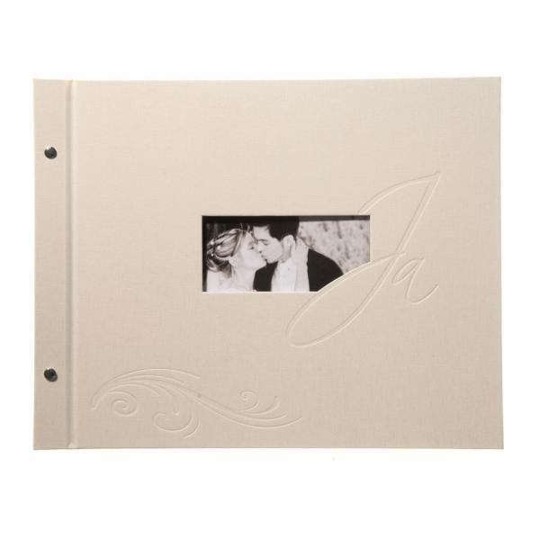 Goldbuch Fotoalbum růžkový YES 39/31 cm, 40 stran