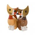 Minikočky Tazio e Ilva 8 cm