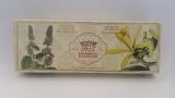 Patchouli & Vanilla - 100% přírodní plisovaná mýdla 3 x 100 g