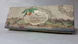 Treasure of Amazonia Passion Fruit 100% přírodní plisovaná mýdla 3x100g