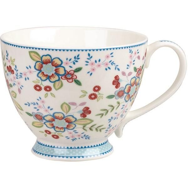 Churchill Porcelánový hrnek Hippie floral