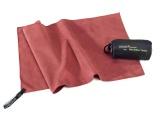 Ultralehký ručník L marsala red
