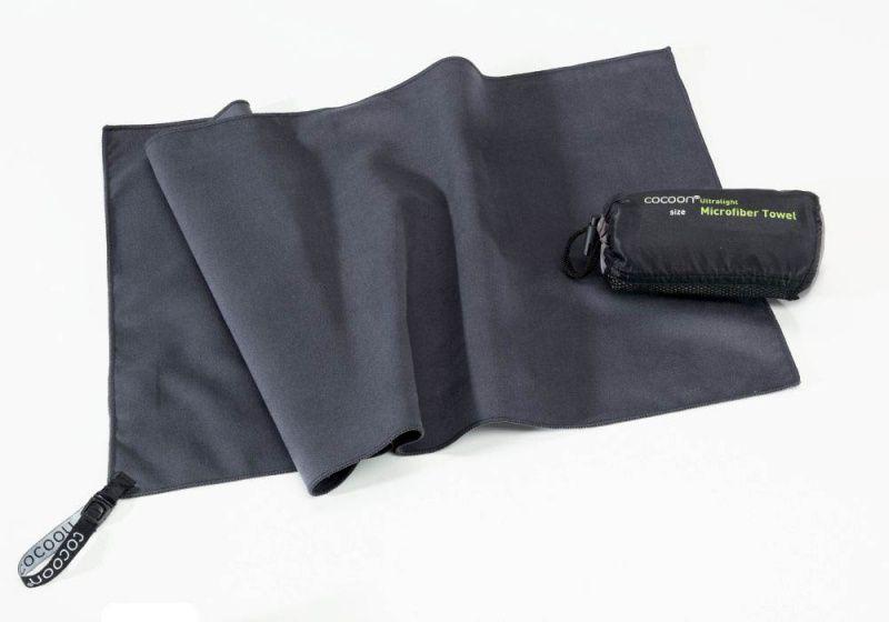 Cocoon ultralehký ručník XL manatee grey 150 x 80 cm