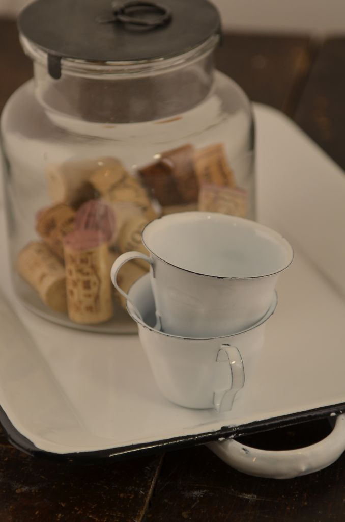 IB LAURSEN Smaltovaný espresso hrneček 150 ml