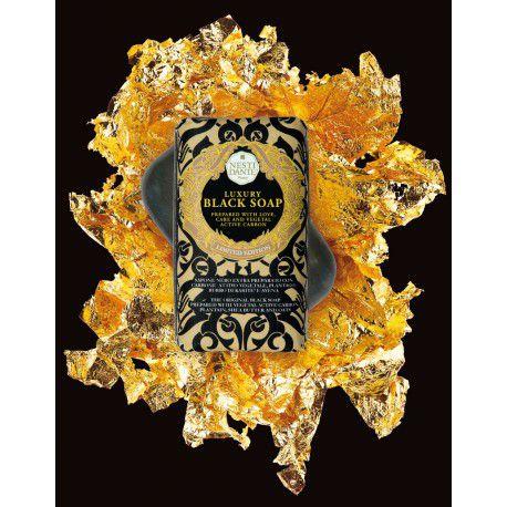 Nesti Dante Luxusní mýdlo Black Gold 250G