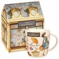 Porcelánový hrnek Leisure The Shopper