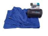 Cestovní deka Coolmax royal blue 180 x 140 cm
