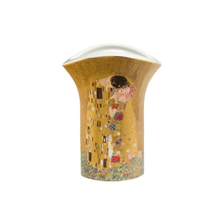 Goebel Porcelánová váza Der Kuss 12,5cm