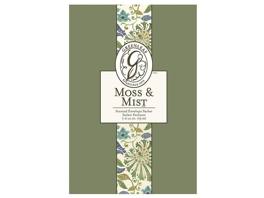 Greenleaf MOSS & MIST vonný sáček do šatníku