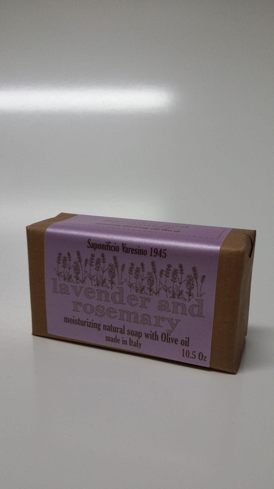 Saponificio Varesino - Levanda e Rosemary soap 300 g