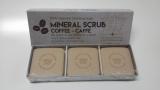 Minerální přírodní mýdla s kávou 3 x 100 g