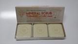 Minerální přírodní mýdla s kurkumou 3 x 100 g